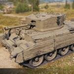 Official screenshots: Cavalier, T6 Medium and BT-5