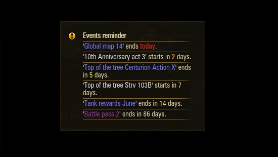 1.9.1.1 Events Reminder By RaJCeL (for EU server)