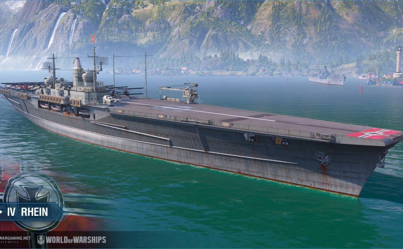 German Aircraft Carriers Review